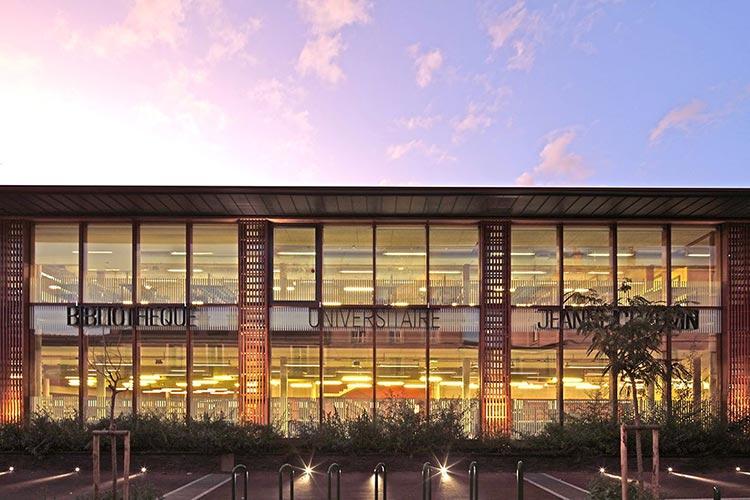Bibliothèque Universitaire de Malakoff